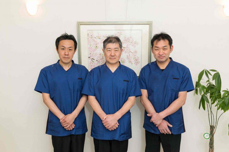 歯科技工士集合写真