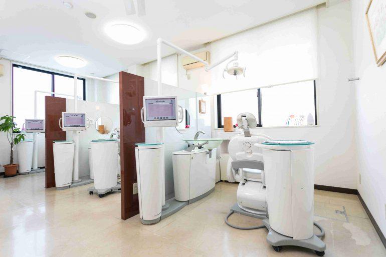ケアルーム|飯淵歯科医院