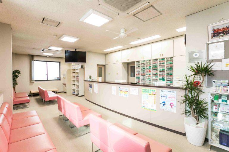 待合室|飯淵歯科医院