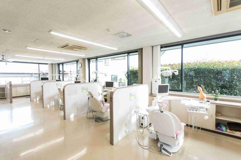 診療室|飯淵歯科医院