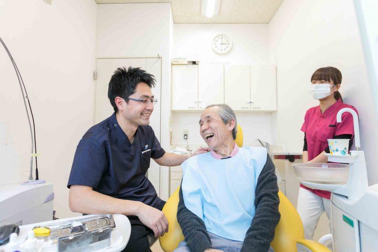 歯科治療への恐怖心を和らげる